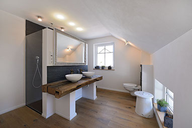 Waschtischplatte schiefer  Badezimmer Möbel und Sanierung in Fulda