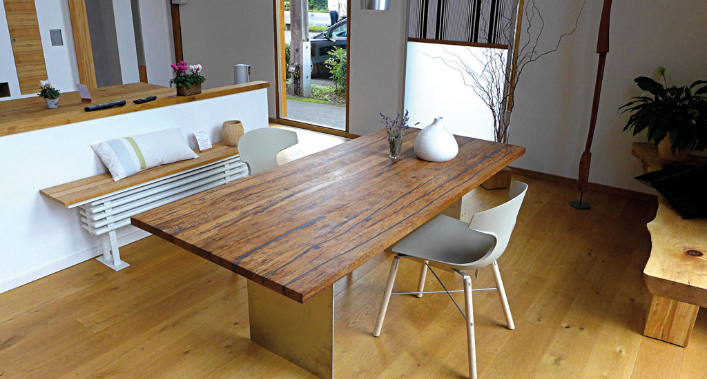 Esstische holz for Tische designermobel