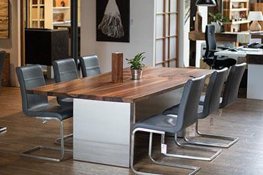 Tisch, Esstische aus Holz - Schreinerei Fulda
