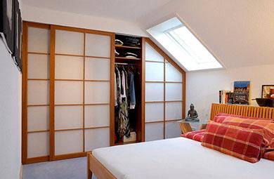 Kleiderschrank Und Ankleide Schreiner In Fulda - Japanisches schlafzimmer