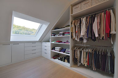 Kleiderschrank und Ankleide - Schreiner in Fulda