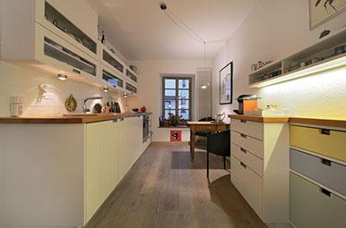 Küchenfronten ...