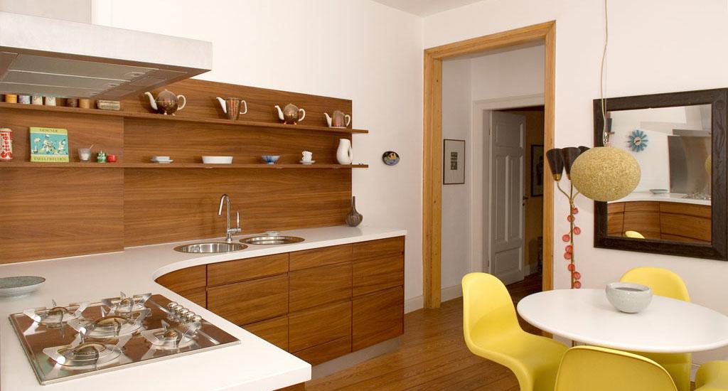 Küchen vom Profi - Ausstellung Petersberg